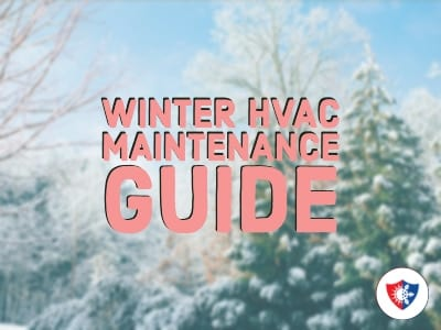 Winter HVAC Maintenance Guide